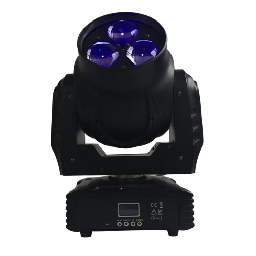 GY-HX-BWZ340 3X40W LED BEE EYES WITH ZOOM