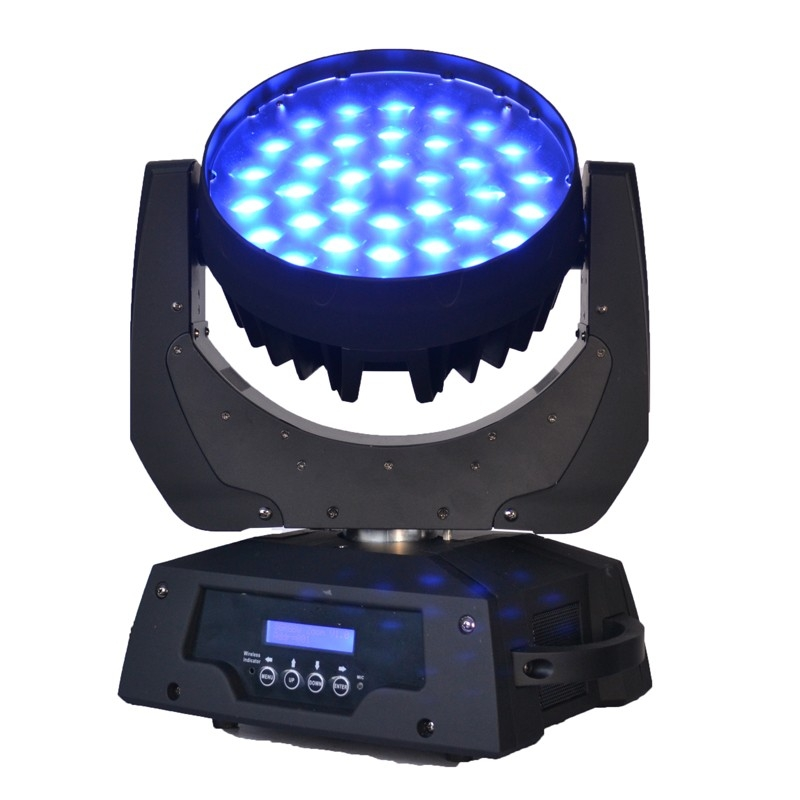 GY-W7 36X10W LED WASH ZOOM