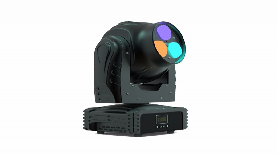 GY-HX BWZ340 3颗40W蜂眼光束